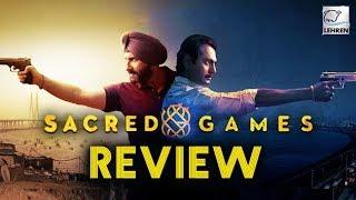 Sacred Games Review 2018 | Saif Ali Khan, Radhika Apte, Nawazuddin Siddiqui | LehrenTV