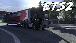 Euro Truck Simulator 2 | Львов-Москва-Саратов