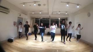 【公式】東京ダンススクールリアン JPOP KANAKO