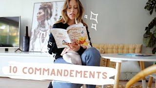 LES 10 COMMANDEMENTS D'UNE JEUNE MAMAN