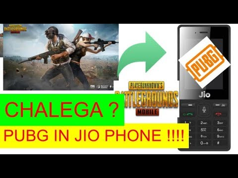 JioPhone Me PubG Game Download And Install Kaise kare - One9Tech