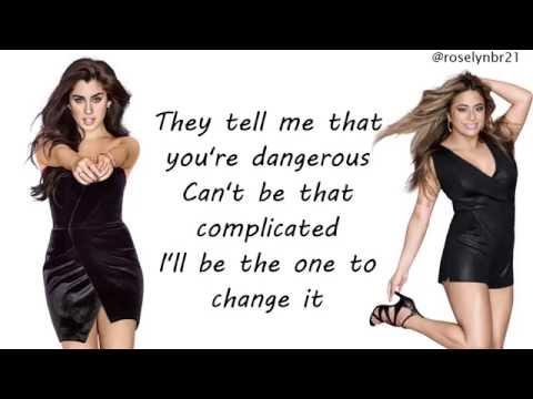 Fifth Harmony - Change The Bad Boy (Lyrics)