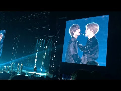 091018 Fake Love : BTS 방탄소년단 Love Yourself Tour in London Fancam 직캠
