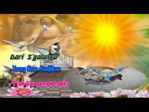 Ajaib Kau Yesus~ Lagu Rohani With Lyrics
