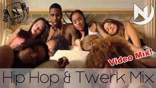 Special Hip Hop Party Mix vs. DJ Noize | Competition Festival RnB Twerk / Trap Hype Reggaeton Mix