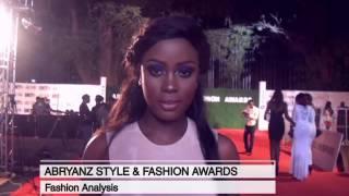 #Fashionista: abryanz Style Fashion Awards