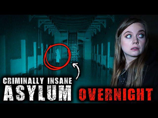 Haunted J Ward | Criminally Insane Asylum + Jail | Sleeping in a HAUNTED Cell