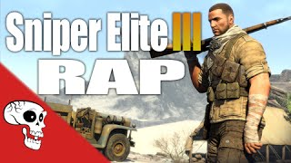 "Sniper Elite 3 Rap by JT Machinima - ""See Right Through You"""