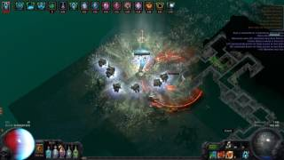 [BSC] Path of Exile 2.5 Blade Vortex Pathfinder Lair of the Hydra