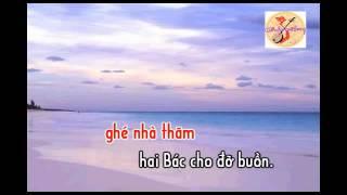 karaoke CHỢ MỚI với HOA HUỲNH