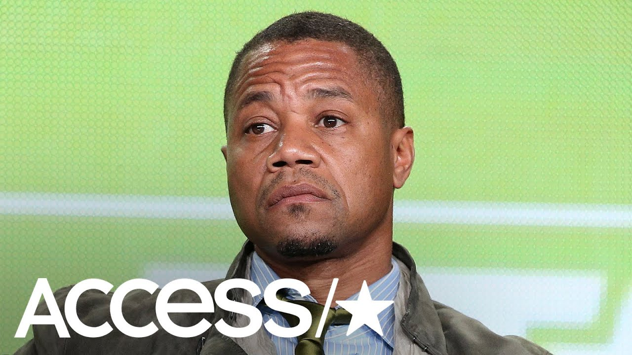 Cuba Gooding Jr. surrenders to NYPD on groping allegation