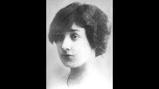 Анастасия Цветаева читает стихи Марины Цветаевой