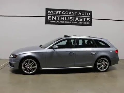 2011 audi a4 avant prestige s line youtube. Black Bedroom Furniture Sets. Home Design Ideas