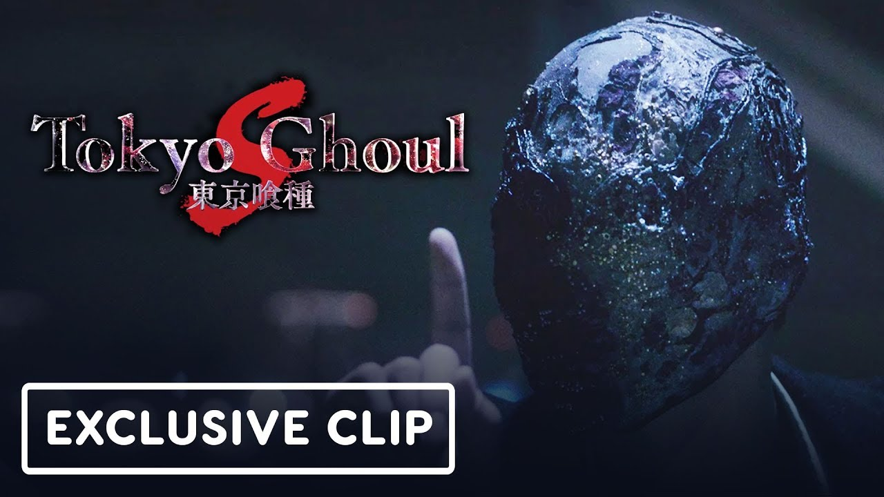 Tokyo Ghoul S - Exclusive Movie Clip