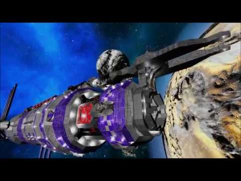 Empyrion - Galactic Survival: Preview Babylon 5 Space Station