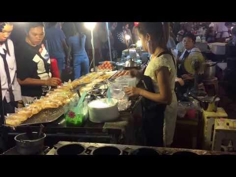 ขนมเบื้องโบราณ ของคนใต้ Phuket Old town Phuket island
