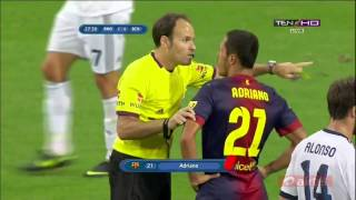 Barcelona Vs Levante  All Goals And Highlights Super Cup 18/08/2013