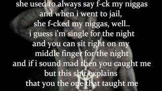 How To Hate-Lil Wayne Ft.T-Pain(Lyrics)