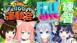 【Fall Guys】練習!!!! #VFG運動会 #くらえぐーぱんだWIN【かしこまり】