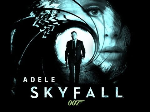 Adele - Skyfall - Official Music Video (007)