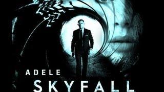 Adele - Skyfall - Official Music Video (007)