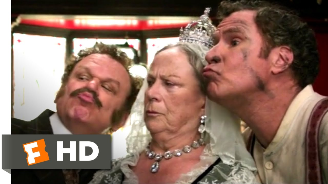 Holmes & Watson (2018) - Selfie With the Queen Scene (9/10