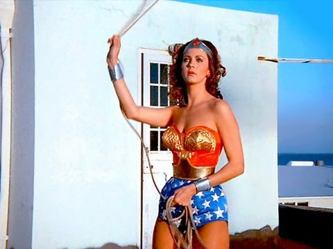 AMAZING WONDER WOMAN 2013 INTRO - Lynda Carter