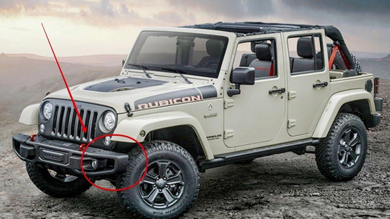 2018 Jeep Wrangler Jk Rubicon Recon Popular This Week Youtube