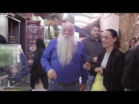 A Tour Of Akko Market With Chef Uri Jeremias In Acre, Israel