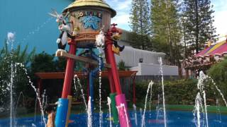 Looney Tunes Village Kids Area Warner Brothers Movie World