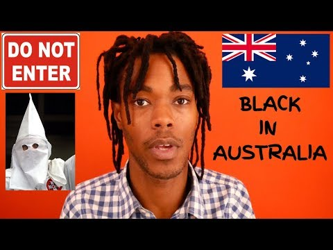 Black In Australia? Storytime Are Australians RACIST