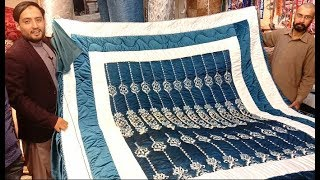 Cheap Bridal Bed Sheet & Quilts Prices in Rawalpindi Pakistan 2019 | Wholesale China Market