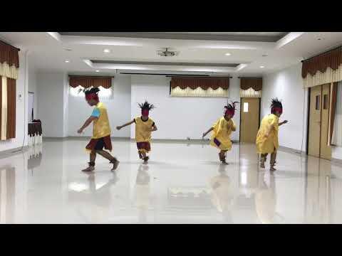 "Tari Yospan - Papua ""Universitas Negeri Yogyakarta"" - Pend. Seni Tari"