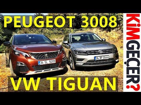 Peugeot 3008 mi VW Tiguan mı?