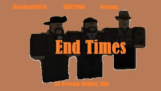 Roblox The C00l Kids: End times (Full Film)