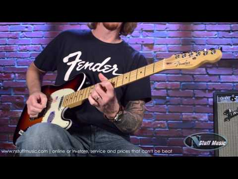 Fender American Deluxe Telecaster | N Stuff Music Product Review