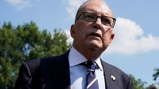 Watch CNBC's full interview with White House economic advisor Larry Kudlow