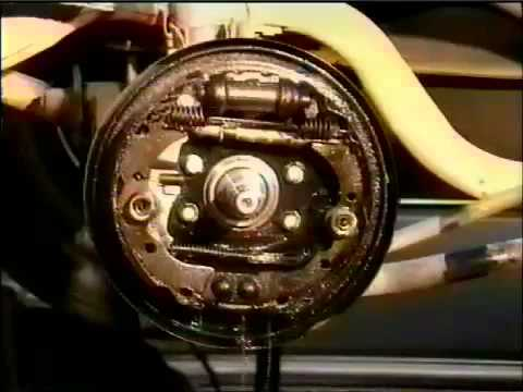 Rear Brake Pt1 Nissan Sentra Youtube