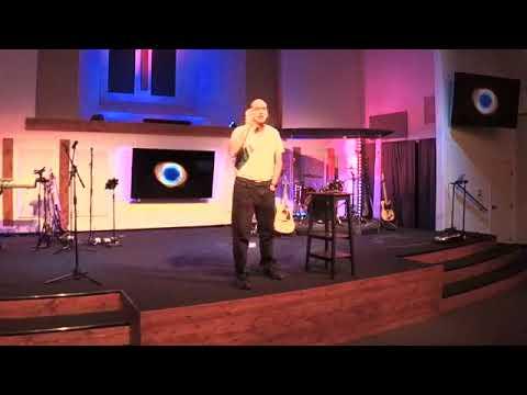 Cold Springs Church, September 24th, 2017, Sermon