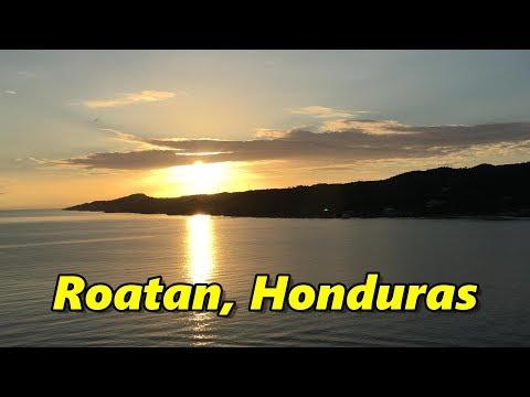 Caribbean Cruise Vacation Day 4: Roatan, Honduras, Tabyana Beach, Snorkeling