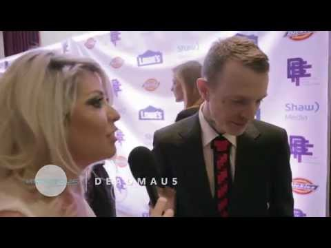 Bryan Baeumler's Annual BFF Celebrity Karaoke Gala with Deadmau5