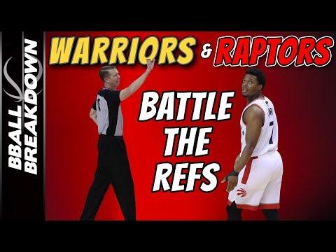 nba-finals-game-2:-raptors-mad-at-refs,-so-are-warriors-part-2