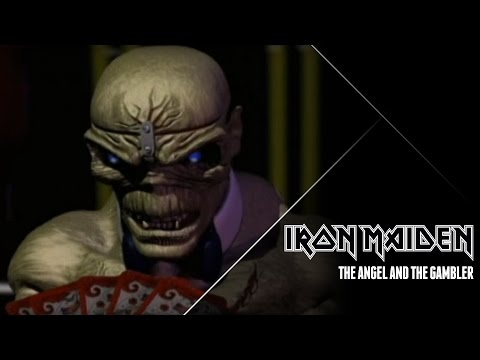 Клип Iron Maiden - The Angel and the Gambler