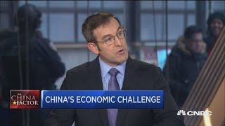 Chinese economy will be hurting badly when tariffs ramp up January 1st, says expert