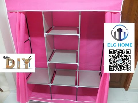 king size multifunctional wardrobe 2