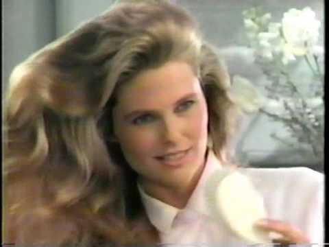 Christie Brinkley Commercial >> Prell Commercial (Christie Brinkley and Mother Marjorie ...