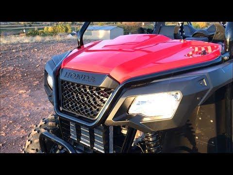 "NEW 2018 Honda Pioneer 500 - Introducing ""Rambo"" (Vid #1)"