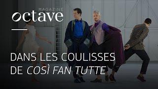 Gambar cover Dans les coulisses de Così fan tutte