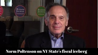 New York State employee retirement benefits is a fiscal iceberg!
