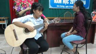 THCS Tam Duong - See you again - Guitar